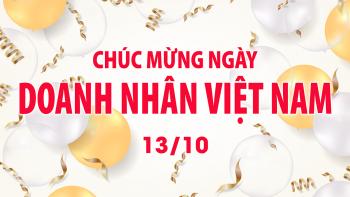 Công ty TNHH Eni – Florence Việt Nam – Chúc mừng ngày doanh nhân Việt Nam 13/10