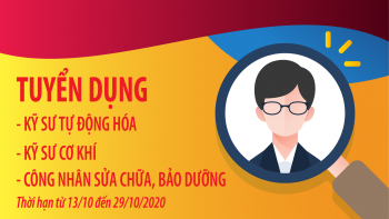 Công ty TNHH Eni-Florence Việt Nam – Thông báo tuyển dụng